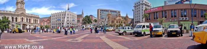 Vuyisile Mini Square Panorama