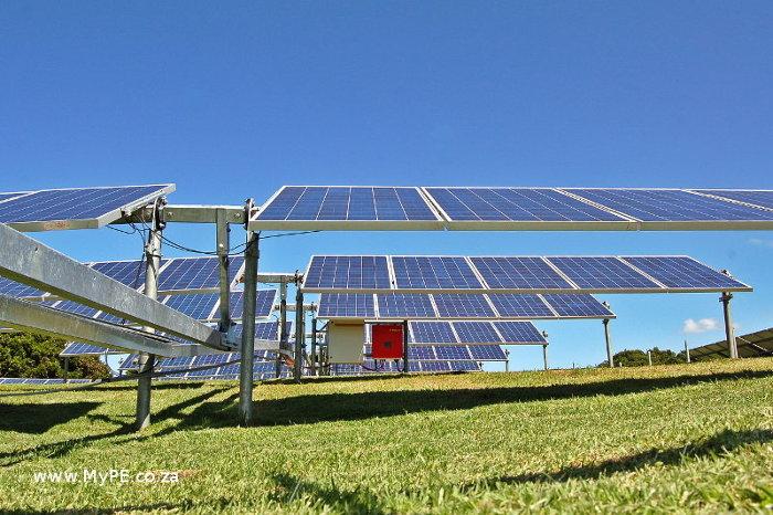 PIA Solar Tracker