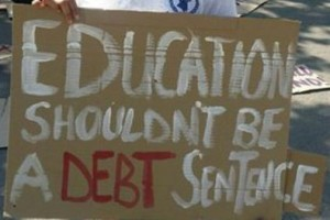 Education Shouldn't be a Debt Sentence
