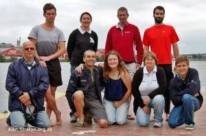 24-Hour Sailing Challenge Winners
