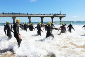 Ocean Swim Start