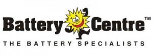 Battery Centre Logo