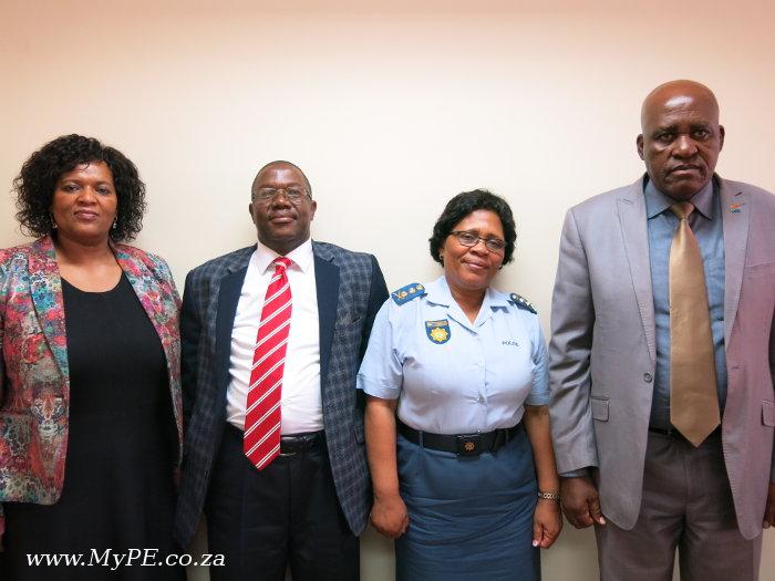 Major General Nyameko Meshack Nogwanya