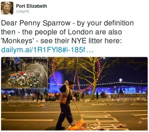 Penny Sparrow Litter