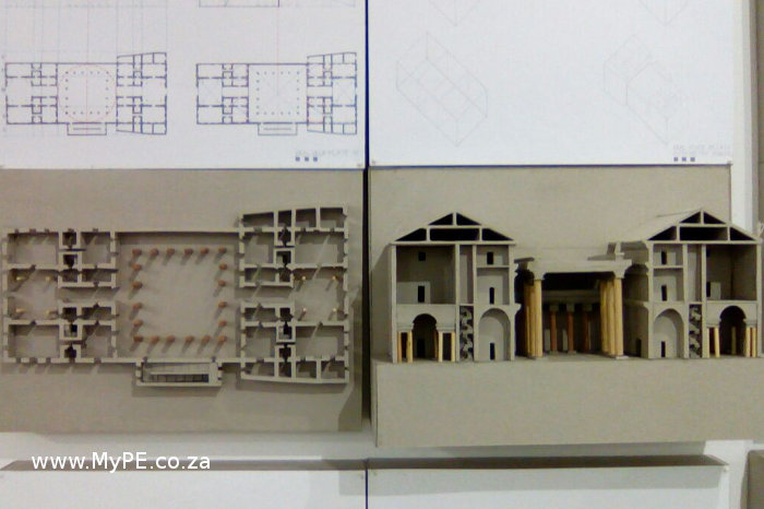 Architecture Exhibition Model