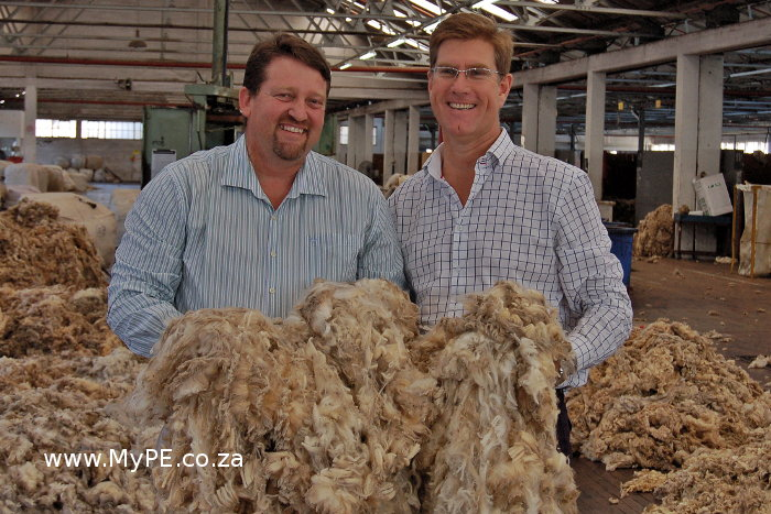 The smallest 'bale' of wool sold
