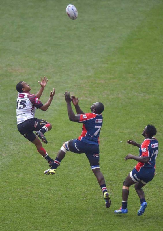 Rugby - Varsity Rugby 2016 - Pukke v NMMU - FNB Stadium - Soweto