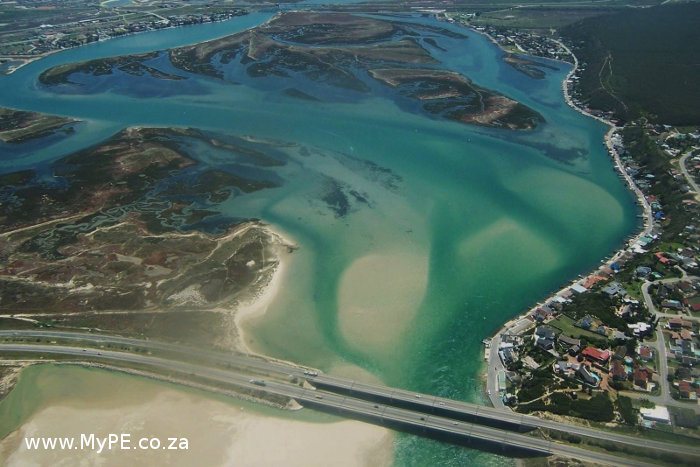 Swartkops River Mouth