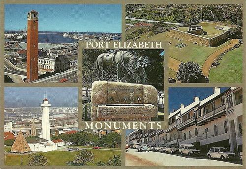 Donkin Reserve Port Elizabeth