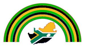 Rainbow Nation - ANC Green, Gold and Black