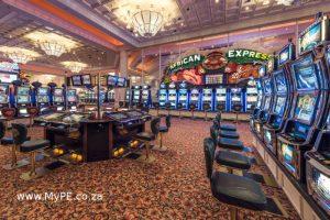 Boardwalk Casino Interior