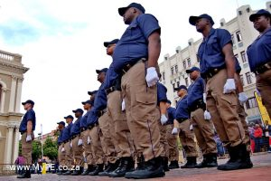 Metro Police Lineup