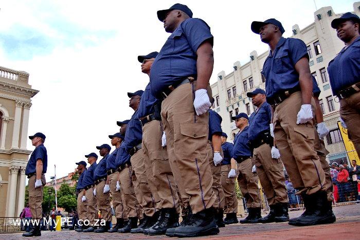 Metro Police Lineup