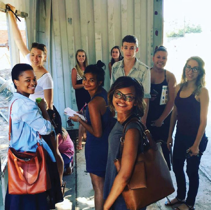 Interior design students revamp elukholweni farm school - Interior decorator students for hire ...