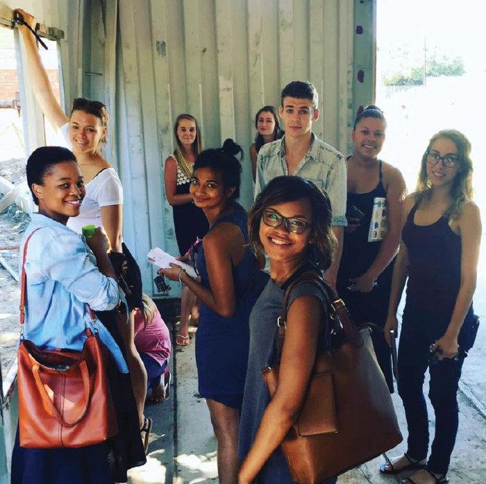 Interior design students revamp elukholweni farm school - Interior decorator students for hire ...
