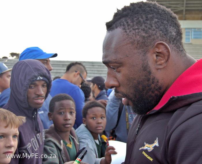Springboks Kwazakhele