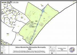 Ward 60: Wells Estate, Coega, Bluewater Bay