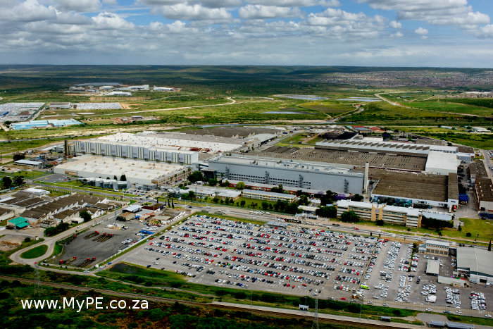 65 years of building people s cars in south africa - Population of port elizabeth south africa ...