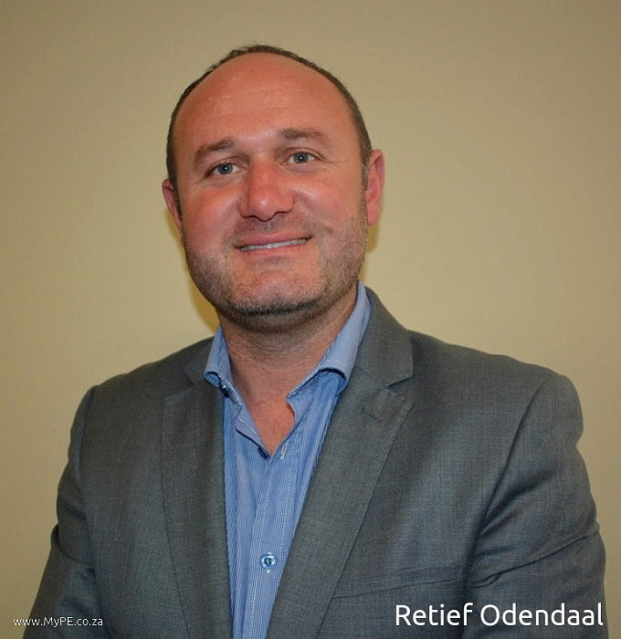 Retief Odendaal
