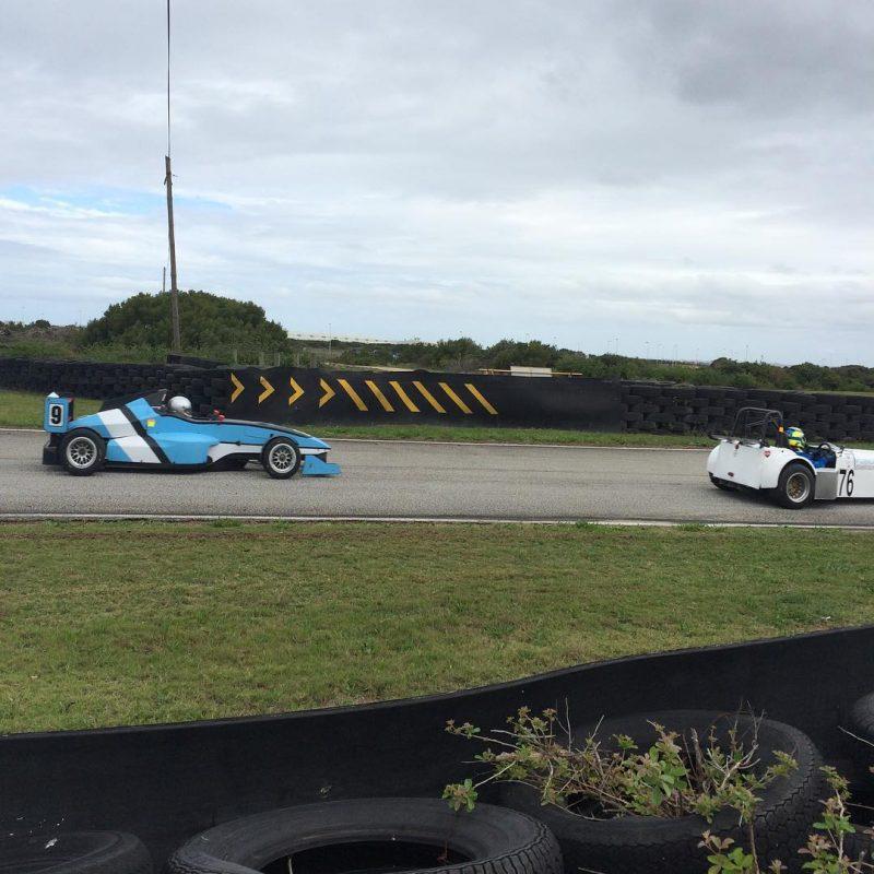 MyPE Image: Aldo Scribante racetrack