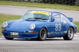 Historics GTC Aldo Scribante Porsche