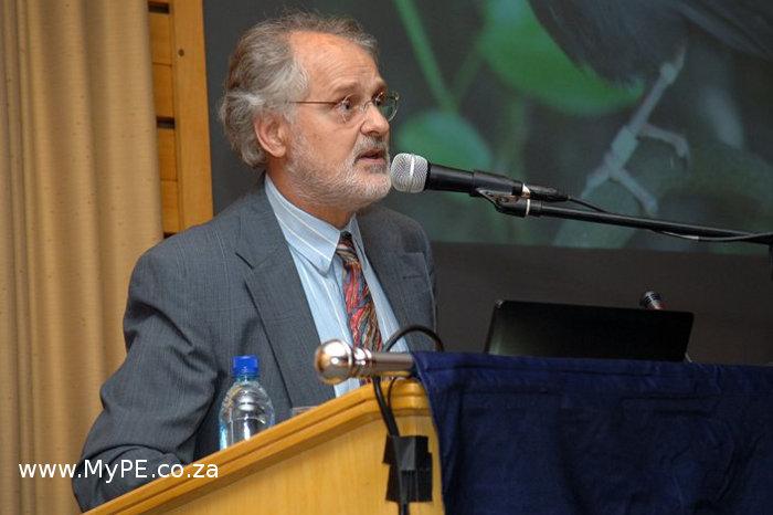 Professor Maarten de Wit