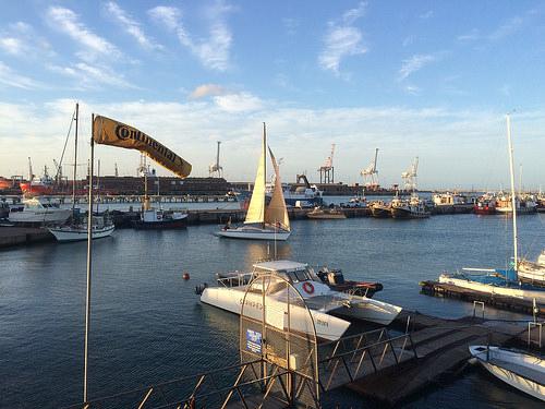 Sailing Port Elizabeth