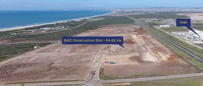 BAIC Site