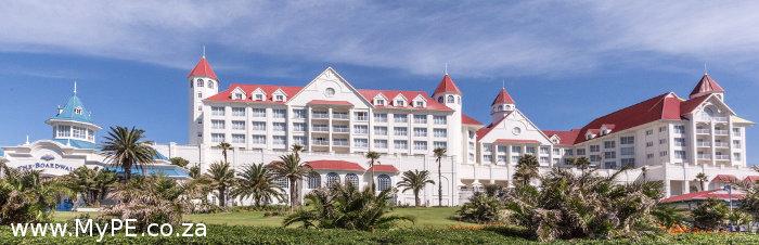 Boardwalk Hotel Exterior