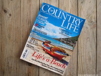 south african country life magazine december 2016