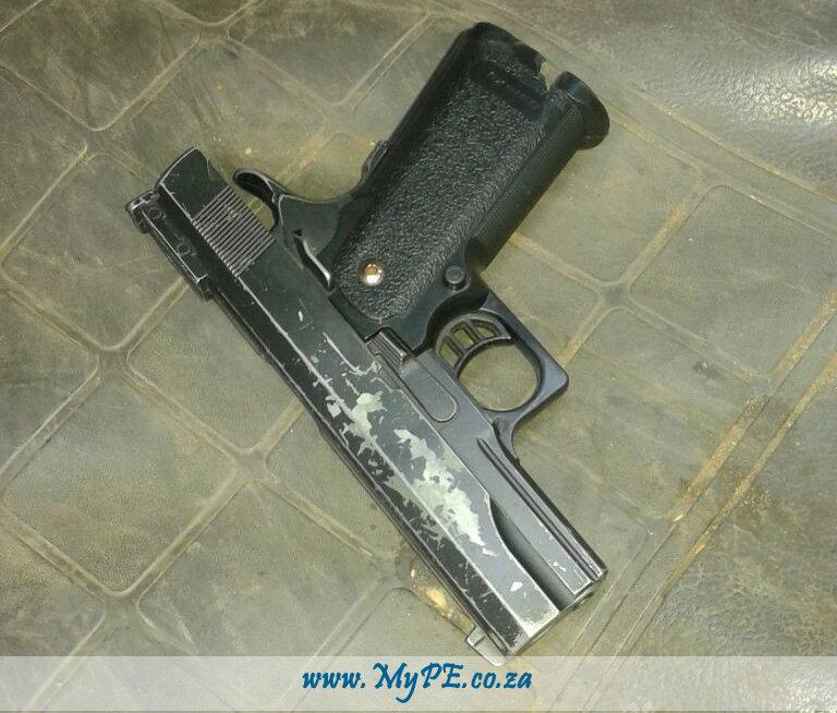 Gun, Kwanobuhle