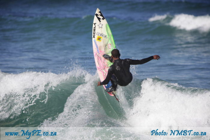 Surfing Spots in Port Elizabeth