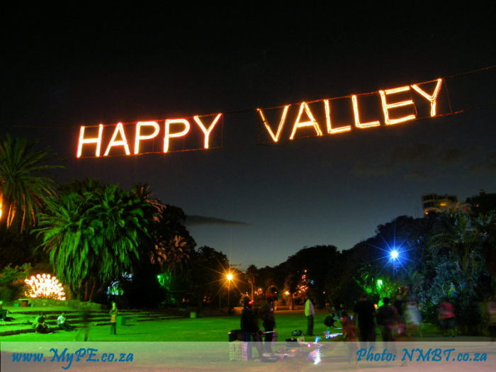 Happy Valley at Night