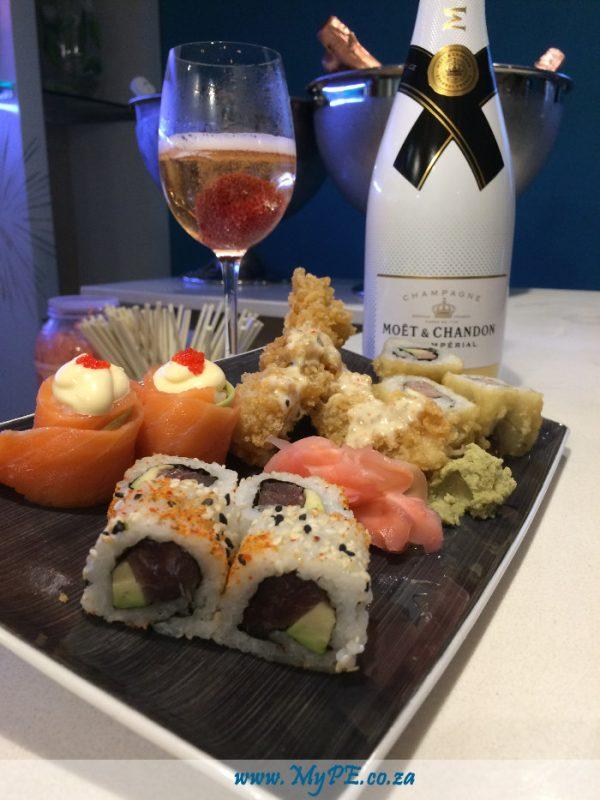 Boardwalk Coast Sushi Moet
