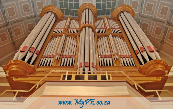 Feathermarket Hall Organ