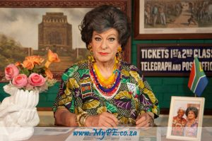 Tannie Evita. Photo: Stefan Hurter