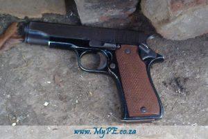 SAPS Gun