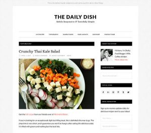 Studiopress Sites Daily Dish_Pro