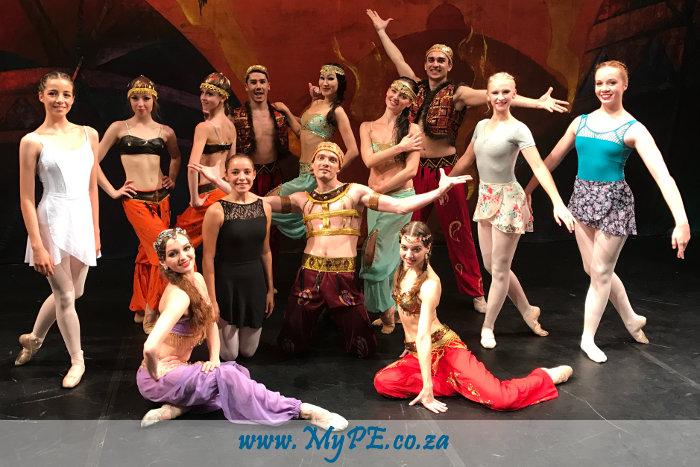 Port Elizabeth Ballerinas