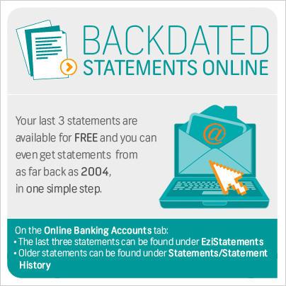Bank Statements FNB