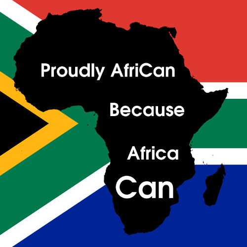 Proudly AfriCan Profile Image - 500x500