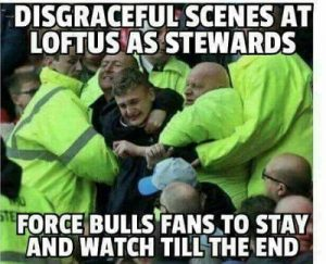 Bulls Kings Disgraceful Scenes