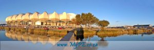 Nelson Mandela Bay Stadium Panorama