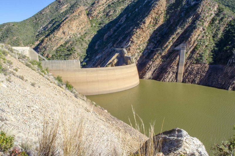 Kouga Dam