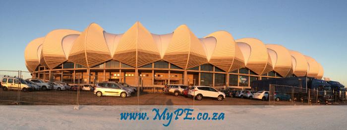 NMB Stadium Panorama
