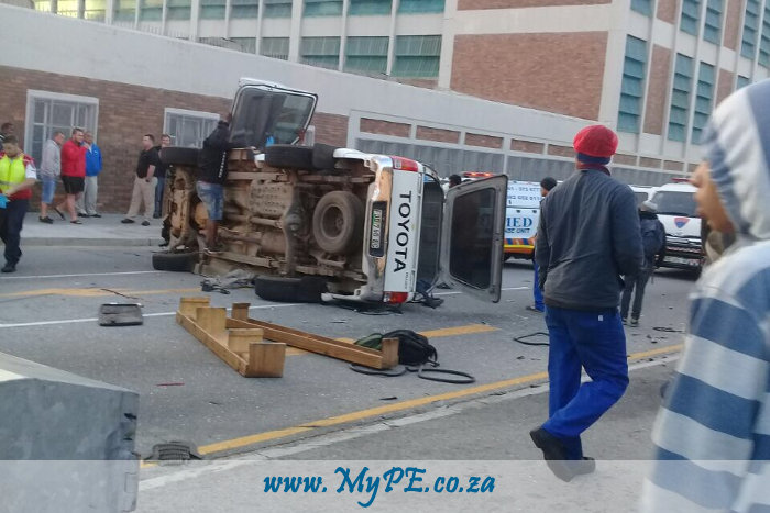 Harrower Road Accident