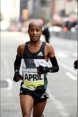 Lusapho April