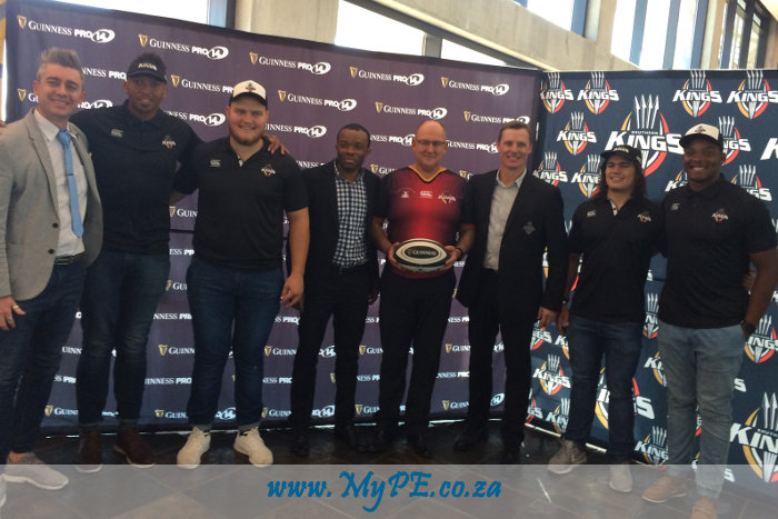 Pro14 Ticket Launch