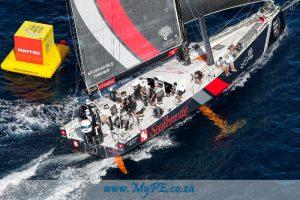 Alicante Practice Race