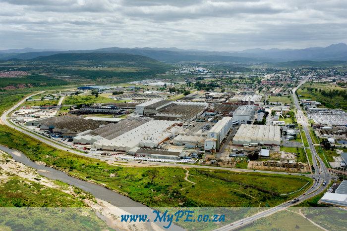 VWSA Plant in Uitenhage